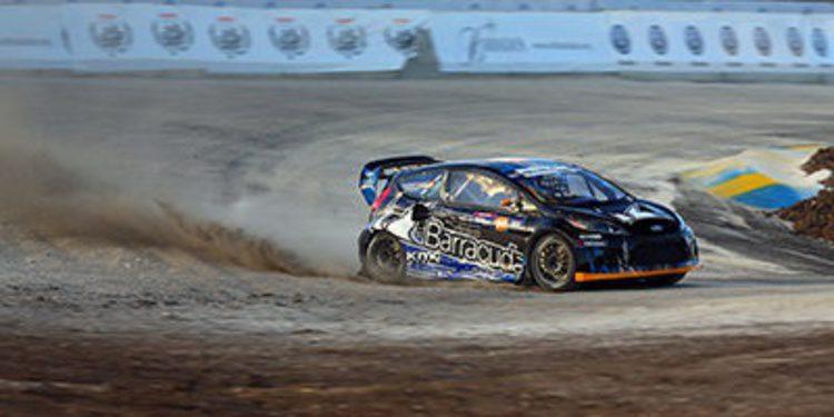 El Global Rallycross aterriza en Austin para los X Games