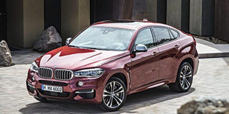Descubrimos con todo lujo de detalles el nuevo BMW X6