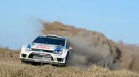 Jari-Matti Latvala y Volkswagen enderezan el Rally de Cerdeña