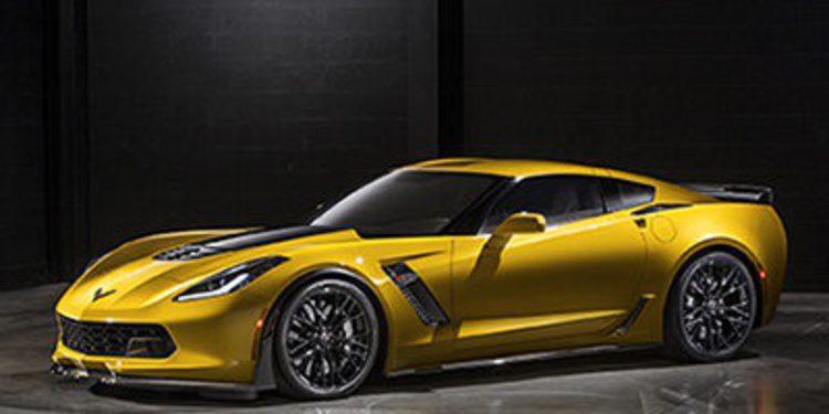 El Chevrolet Corvette Z06 asombra con sus cifras