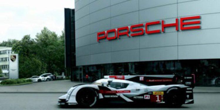Audi da la bienvenida a las 24h de Le Mans a Porsche