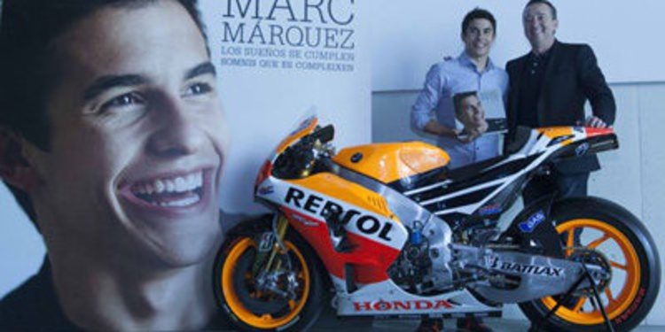 Presentado 'Marc Márquez, sueños que se cumplen'