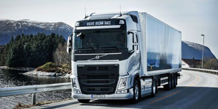 Volvo Trucks lanza la edición limitada 'Volvo Ocean Race'