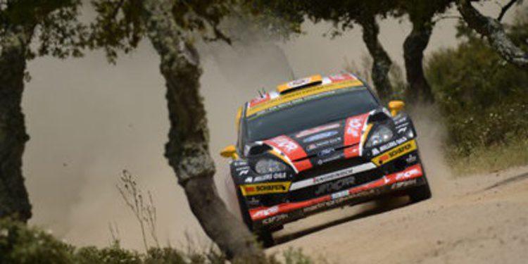 Directo del Rally de Italia del WRC 2014 - Tercer bucle