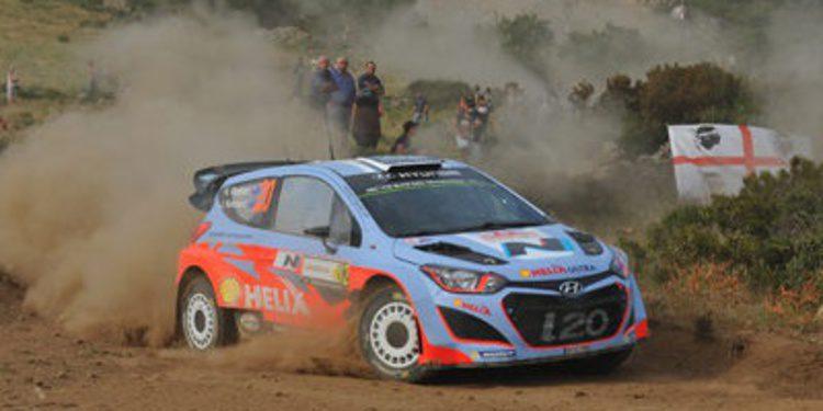 Directo del Rally de Italia del WRC 2014 - Cuarto bucle