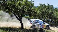 'Monte Lerno' le regala a Ogier el Rally de Cerdeña