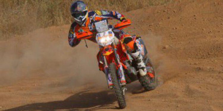 Barreda gana la prólogo del Sardegna Rally Race