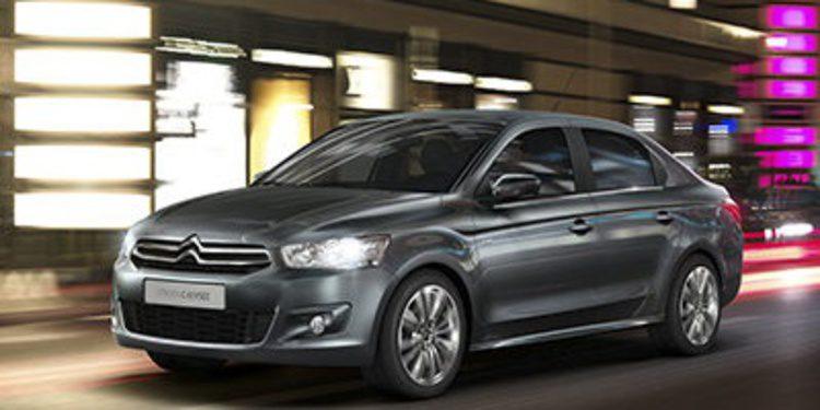 Citroën mejora la oferta del C-Elysée