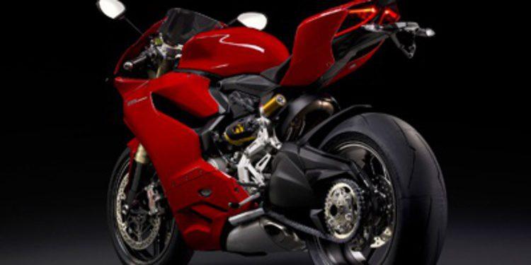 La Ducati 1199 Panigale premio 'Compasso d' Oro'