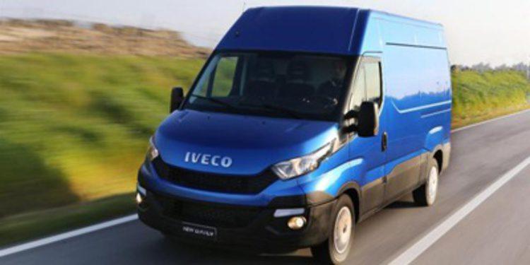Se presenta la tercera generación del Iveco Daily