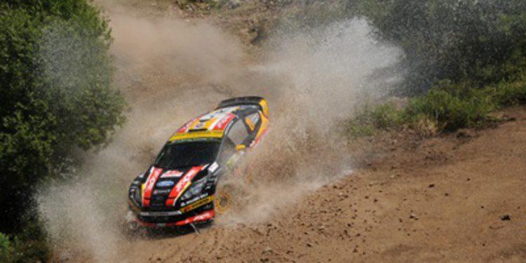 Directo del Rally de Italia del WRC 2014 - Quinto bucle