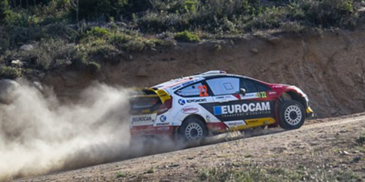 Directo del Rally de Italia del WRC 2014 - Power Stage