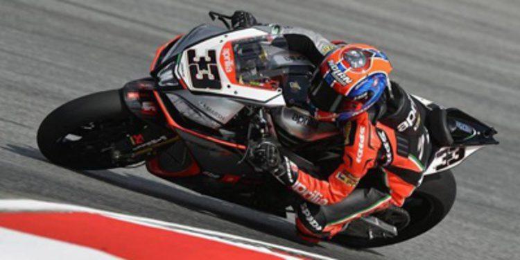 Marco Melandri repite victoria en el circuito de Sepang