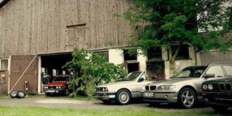 Descubrimos una colección de BMW Serie 3