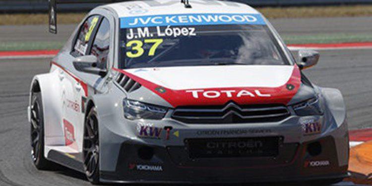Pechito López consigue su cuarta victoria del año