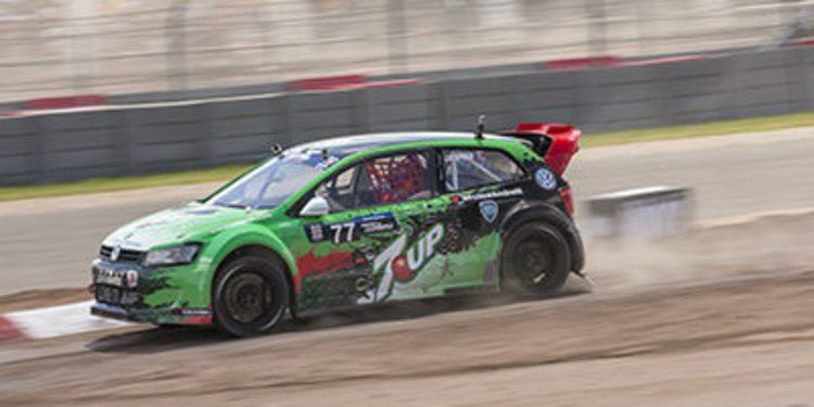 Scott Speed manda y vence en los X Games de Austin