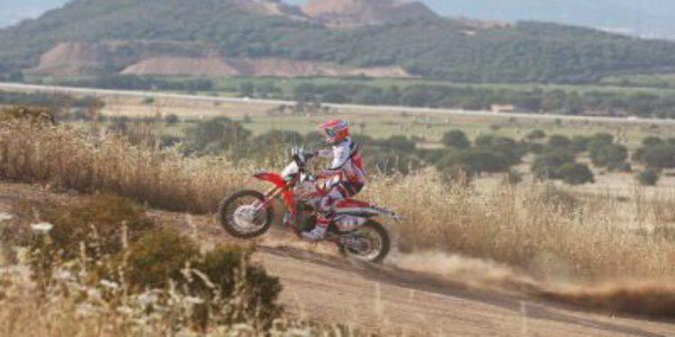 Gonçalves consigue la etapa y el liderato del Sardegna Rally