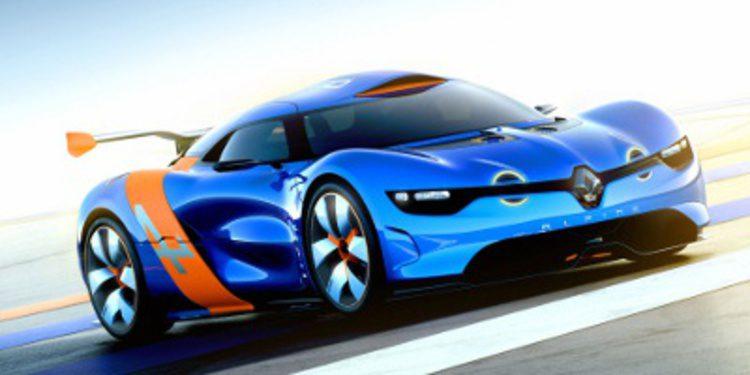 Renault compra la parte de Caterham en Alpine