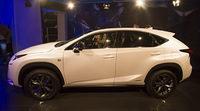 Lexus presenta el nuevo y espectacular NX en España