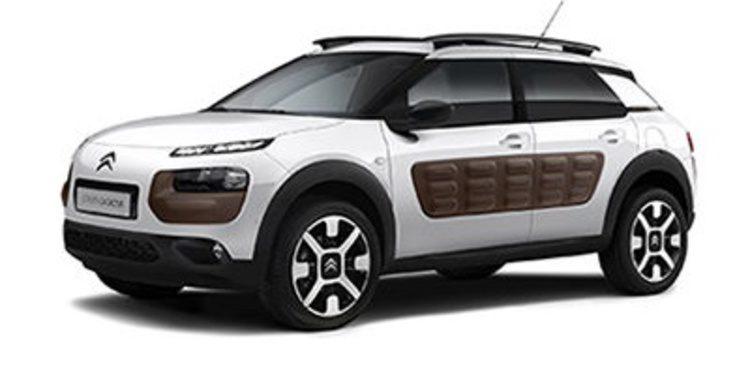 Ya está disponible el nuevo Citroën C4 Cactus