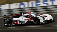 Audi totalmente preparada para Le Mans