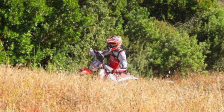 Botturi aumenta su ventaja en el Sardegna Rally Race
