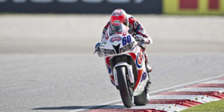 Van der Mark sigue la racha victoriosa en Supersport