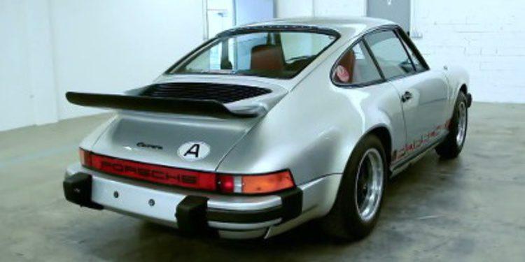 Porsche nos muestra la primera unidad del 911 Turbo