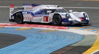 Toyota lidera en la apertura de las 24h de Le Mans