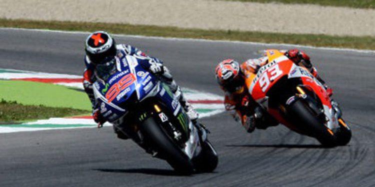 El Mundial de MotoGP sigue su paso en el GP de Catalunya