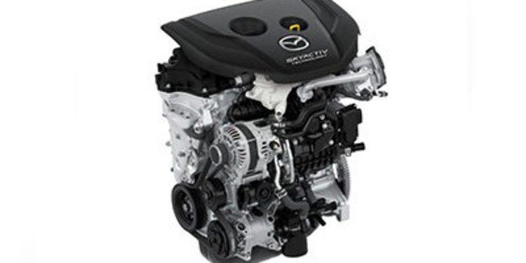 Descubrimos el motor 1.5 Skyactiv-D del Mazda 2