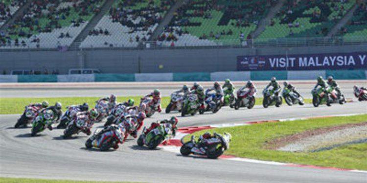 Así está el Mundial de Superbikes 2014 tras Sepang