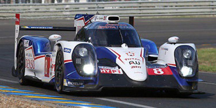 Cobertura televisiva para las 24 Horas de Le Mans