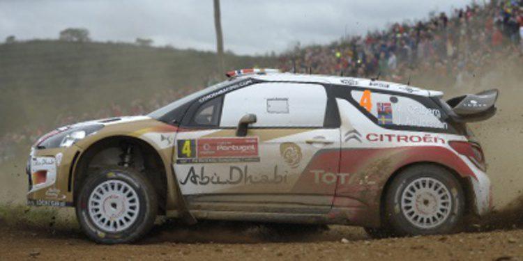 Matosinhos suena para el Rally de Portugal al norte