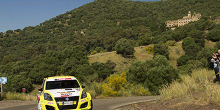 El CERA busca un nuevo líder en el Rally de Ourense