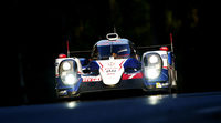 Pole en las 24h de Le Mans del Toyota #7 de Wurz, Sarrazin y Nakajima