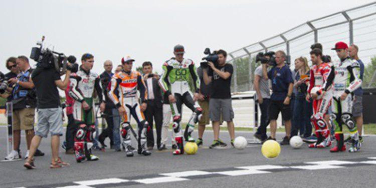 Directo del FP1 del GP de Catalunya de MotoGP 2014