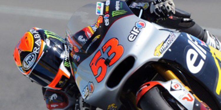 Moto2 tiene en Barcelona a Tito Rabat como dictador