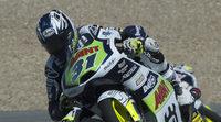 Niklas Ajo y Husqvarna dominan el FP2 de Moto3 en Catalunya
