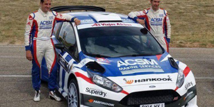 Pepe López, Juan Carlos Alonso y Xevi Pons al WRC