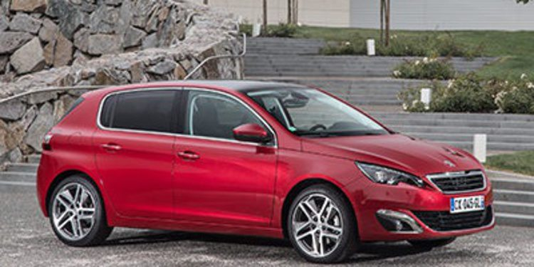 "El Peugeot 308 recibe el galardón ""Car of the Year"""