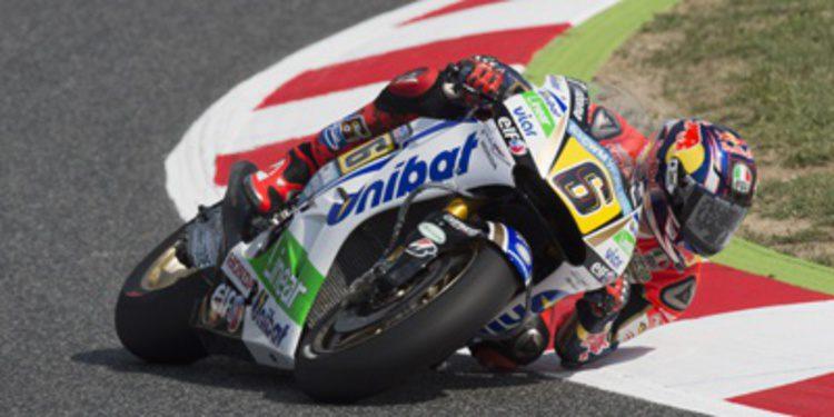Stefan Bradl encabeza el paso a la Q2 de MotoGP en Montmeló