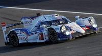 Toyota manda también en el warm-up de Le Mans