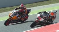 3 de 3 en libres de Moto2 para Tito Rabat en Montmeló