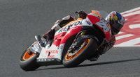 Dani Pedrosa consigue la pole de MotoGP en Barcelona un año después
