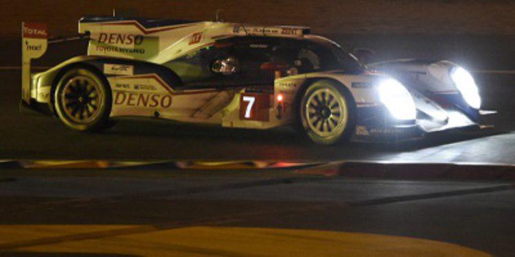 24 Horas de Le Mans 2014: Toyota manda en el ecuador