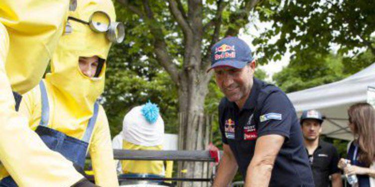 Stéphane Peterhansel abandona X-Raid por Peugeot para el Dakar 2015