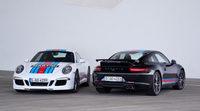 Nueva edición limitada Porsche 911 Carrera S Martini Racing Edition