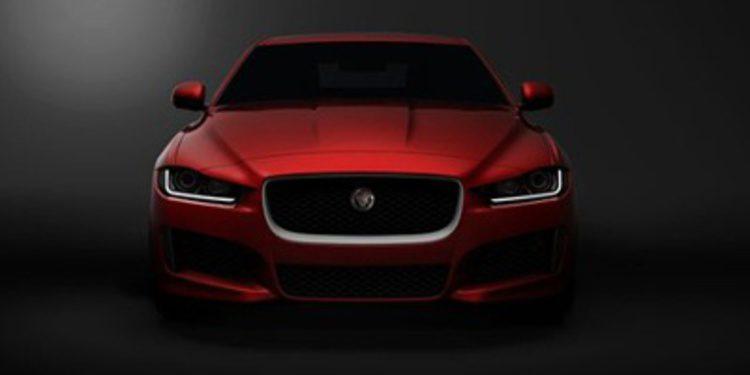 Jaguar pone a punto el nuevo XE en Nürburgring