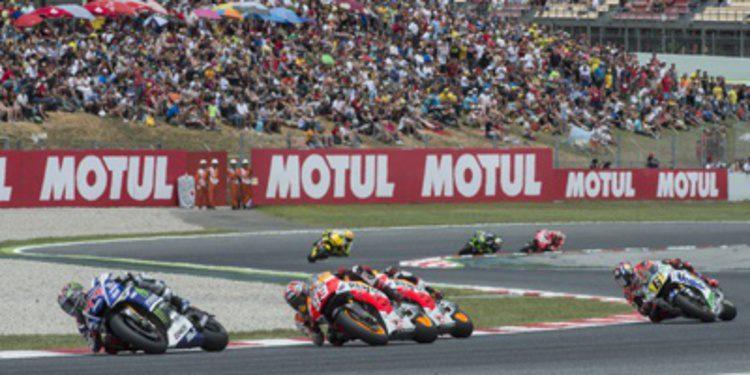 El GP de Catalunya de MotoGP por los pilotos